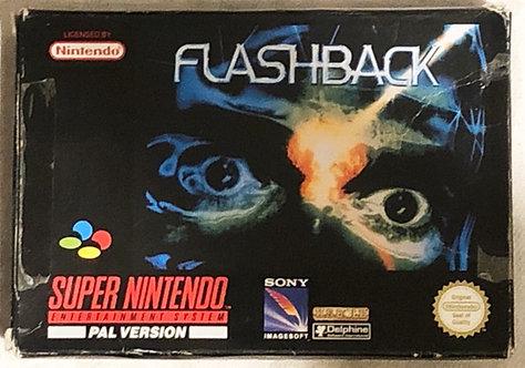 Nintendo SNES Flashback U.K. (Pal)