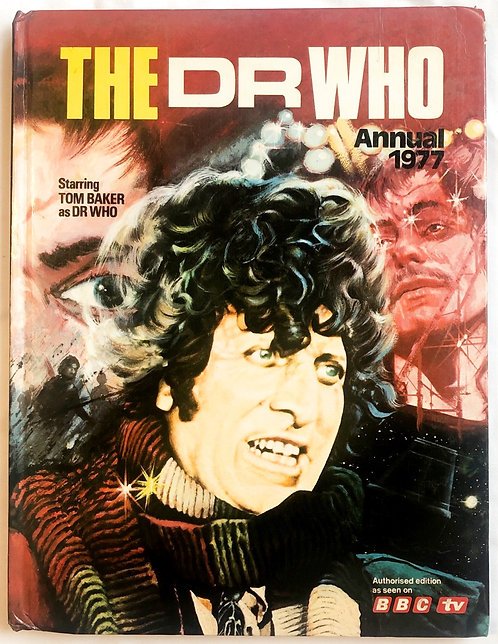 Doctor Who Annual 1977