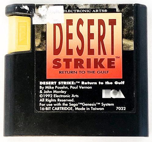 Desert Strike Sega Megadrive 1992