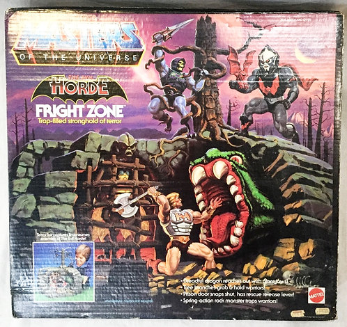He-Man And The Masters Of The Universe Fright Zone Mattel 1985