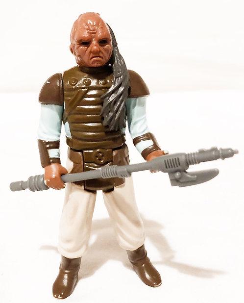 Vintage Star Wars Return Of The Jedi Weequay Kenner 1983