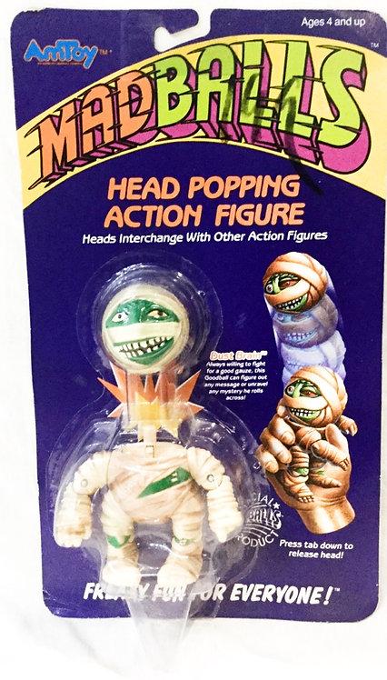 Mad Ball Head Popping Dust Brain Amtoy