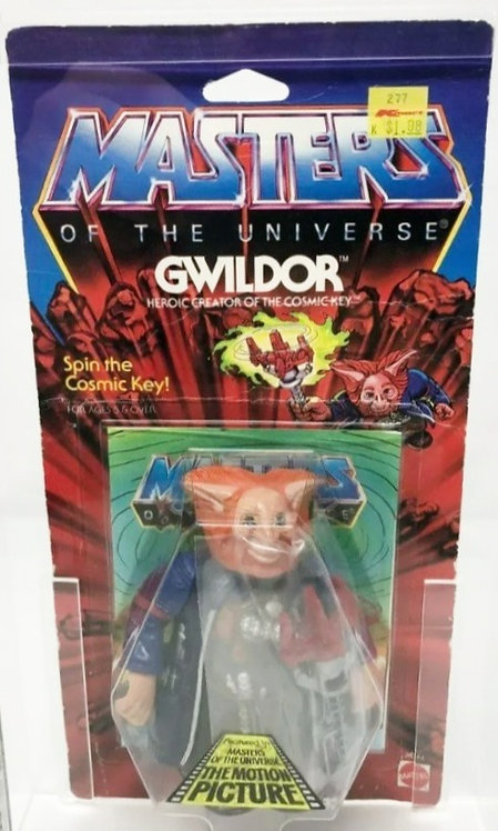He-Man And The Masters Of The Universe Gwildor Movie Sticker Mattel 1987