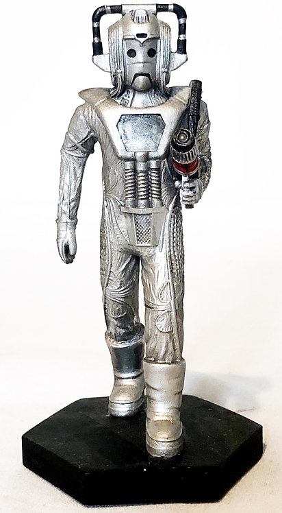 Doctor Who Figurine Collection No. 32 Cyber Leader