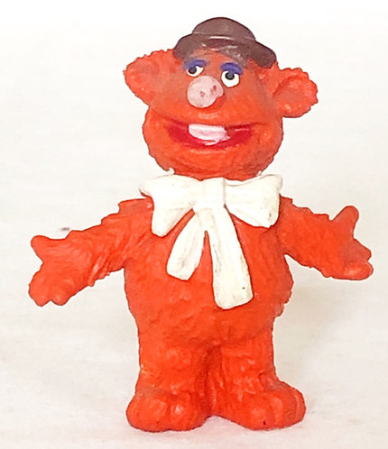 The Muppets Fozzy Bear PVC 1977