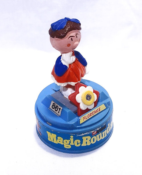 Vintage Magic Roundabout Florence