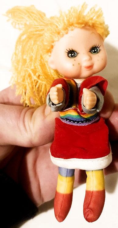 Rainbow Brite Clip-On Hallmark 1983