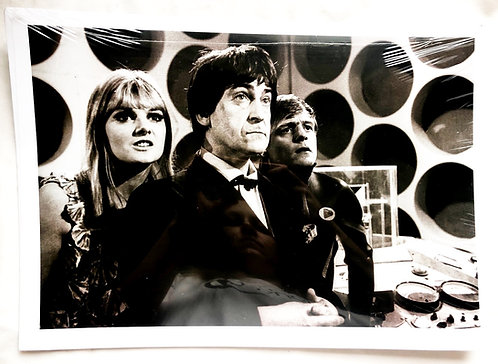 Doctor Who Vintage Print 17.5'' x 12.6''