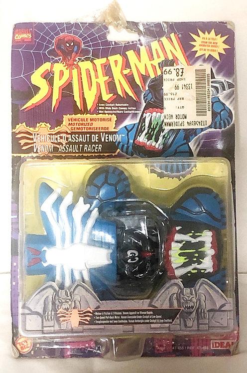 Spider-Man Venom Assault Racer Ideal 1995