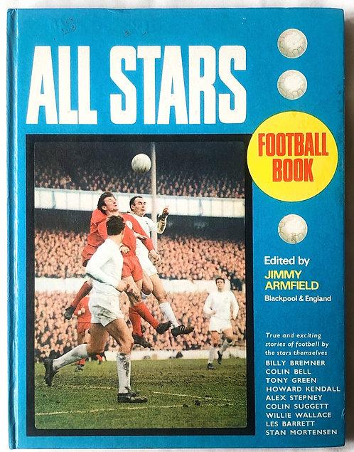 All Stars Football Book 1969