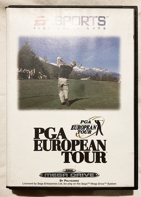 Sega PGA European Tour EA Sports (Pal) 1994