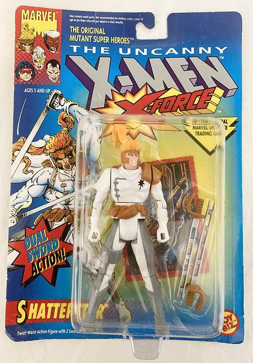 The Uncanny X-Men X-Force Shatterstar Toybiz 1993