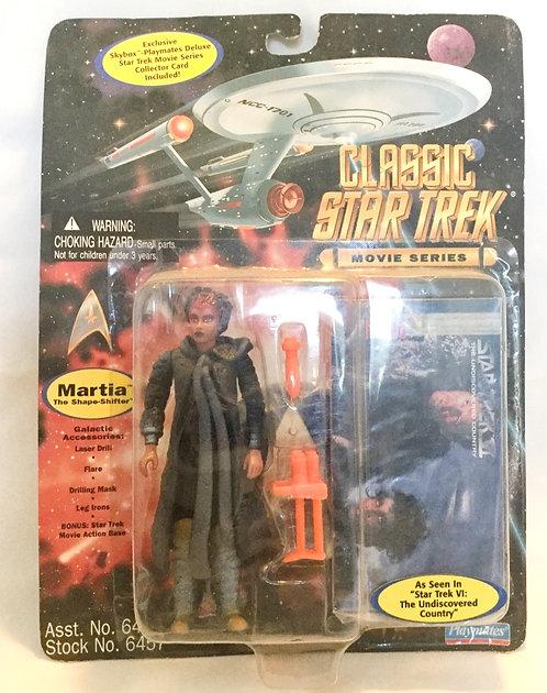 Star Trek Movie Series Martia The Shape-Shifter