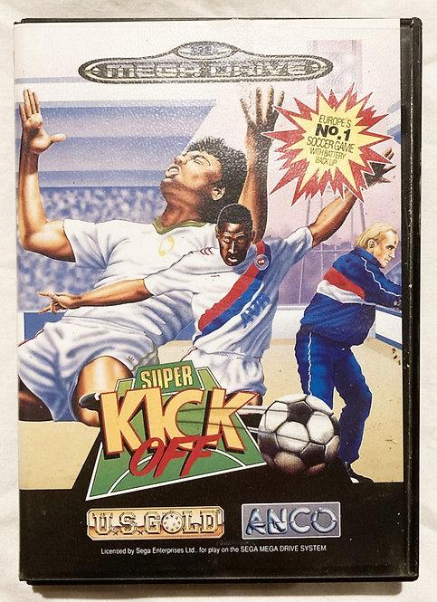 Sega Mega Drive Super kick Off U.S.Gold (Pal) 1992