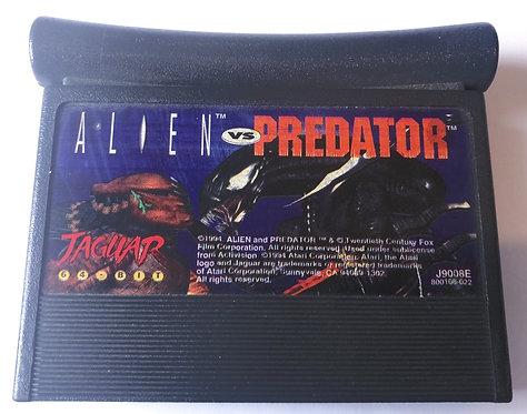 Alien VS Predator (Jaguar Pal) Cartridge Only