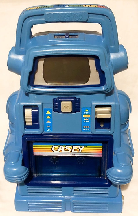 Playskool Casey The Talking Tape Player 1985