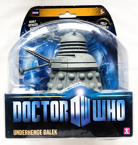 Doctor Who Underhenge Dalek