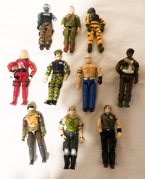 G.I. Joe Figure Bundle Hasbro