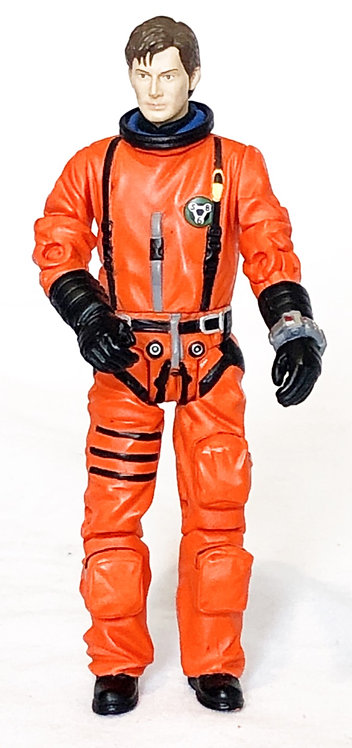 Doctor Who Tenth Doctor Orange Space Suit