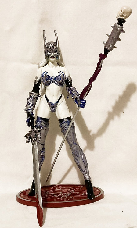 Lady Death - Series 2 - Action Figure Moore Collectibles 1999