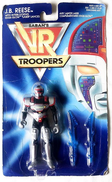 VR Troopers J.B. Reese Saban's Kenner 1994