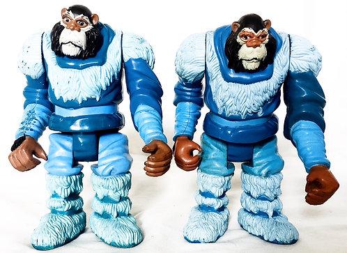Thundercats Snowman of Hook Mountain Variant Figure Set LJN 1986