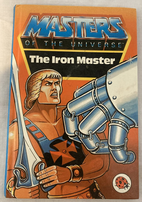 He-Man And The Masters Of The Universe The Iron Master Laydbird