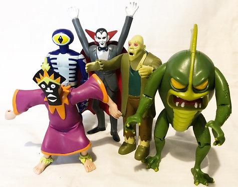 Scooby-Doo! Figure Set 2001