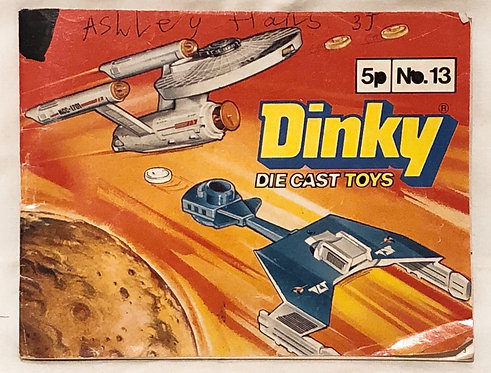 Dinky Die-Cast Toys Catalogue no. 13 1977 (B)