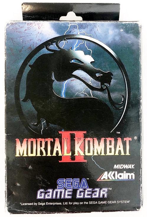 Mortal Combat 2 Sega Game Gear 1993