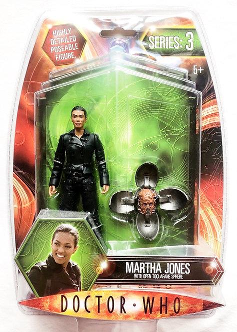 Doctor Who Martha Jones With Open Toclafane Sphere