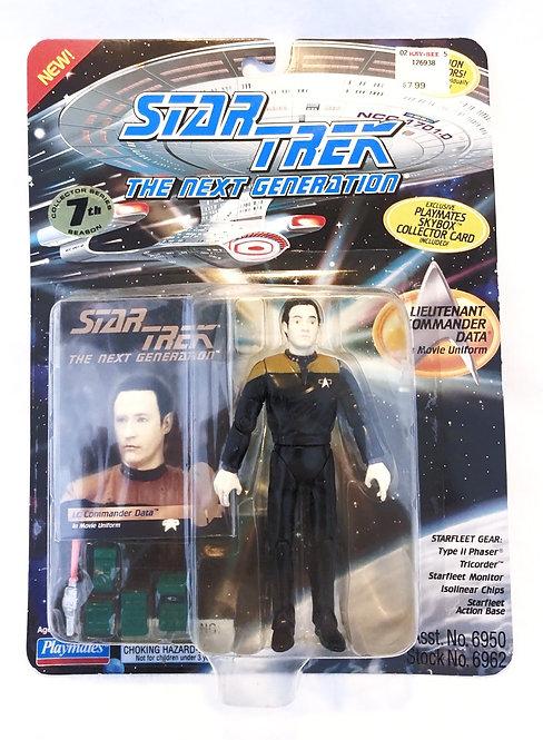 Star Trek The Next Generation lieutenant Commander Data