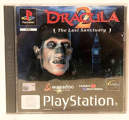 Dracula 2 PlayStation Game U.K. (PAL)