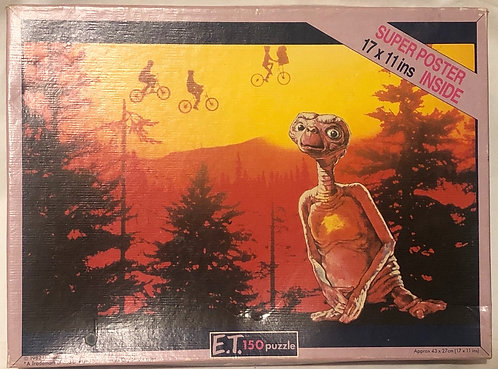 E.T. 150 Piece Puzzle Waddingtons 1982