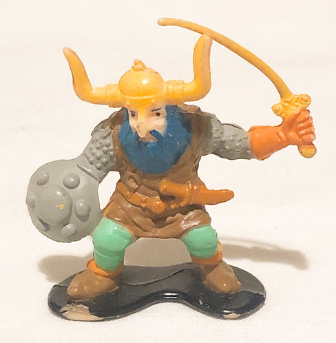 Advanced Dungeaons And Dragons Elkhorn  Mini LJN/Matchbox 1983 (O)