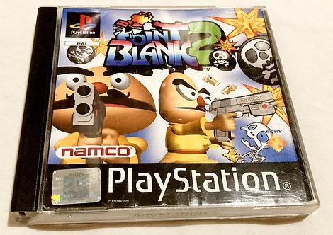 Sony Playstation Point Blanic 2 (Pal) UK