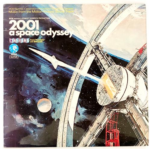 2001 A Space Odyssey Sound Track