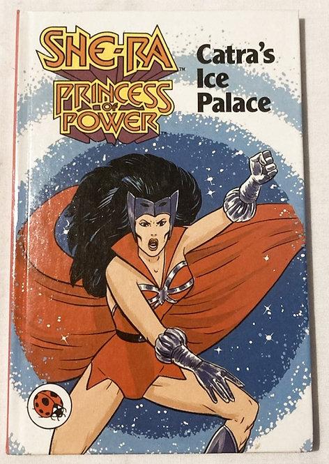 She-Ra Princess Of Power Catra's Ice Palace Story Book