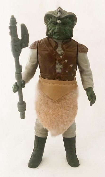 Vintage Star Wars Kaaltu Kenner 1983