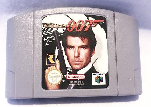 Golden Eye 007 (N64 Pal) cartridge only