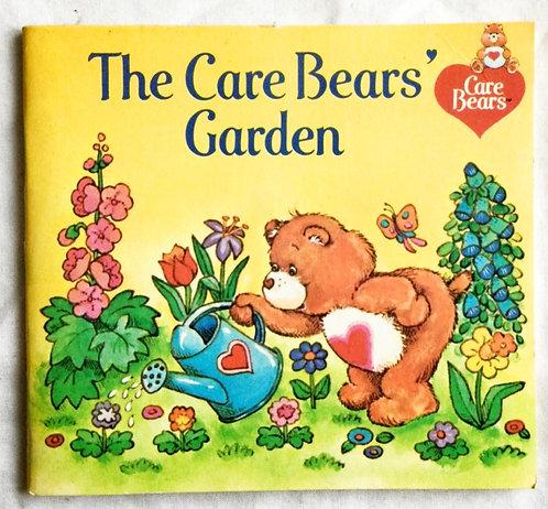 Care Bear's The Care Bears Garden Book 1983