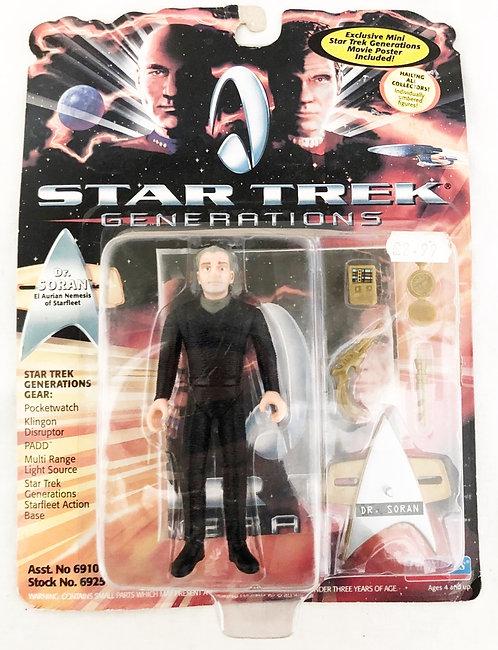 Star Trek Generations Dr. Soran Playmates 1994