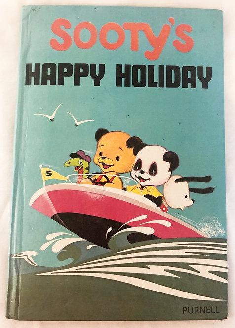 Sooty's Happy Holiday 1973