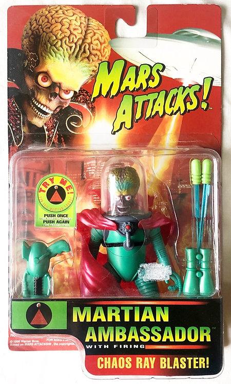Mars Attack Martian Ambassador Trendmasters 1994