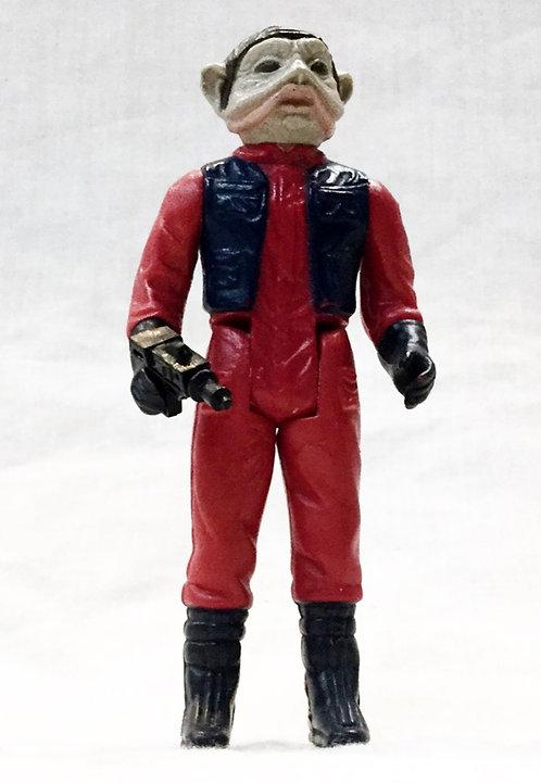 Vintage Star Wars Nien Numb Figure 1983