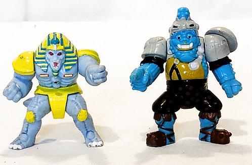 Mighty Morphin Power Rangers Mini Figure Set 1994