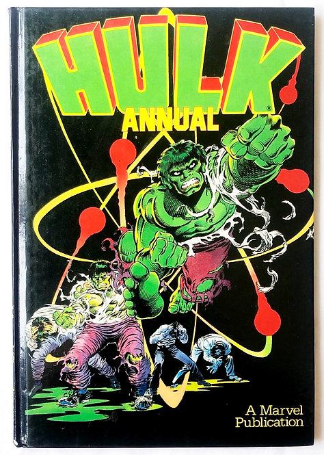 Hulk Annual 1977