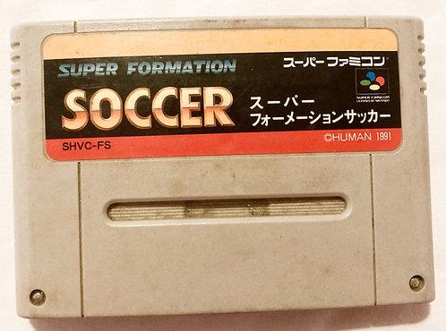 Nintendo Super Famicom  Super Formation Soccer