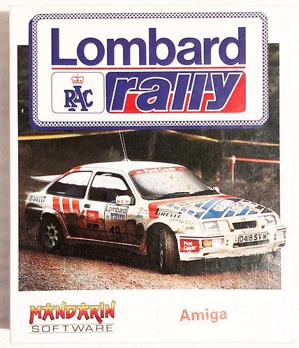 Lombard Rally Amiga