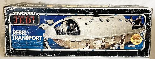 Star Wars Return Of The Jedi Rebel Transport Palitoy 1983